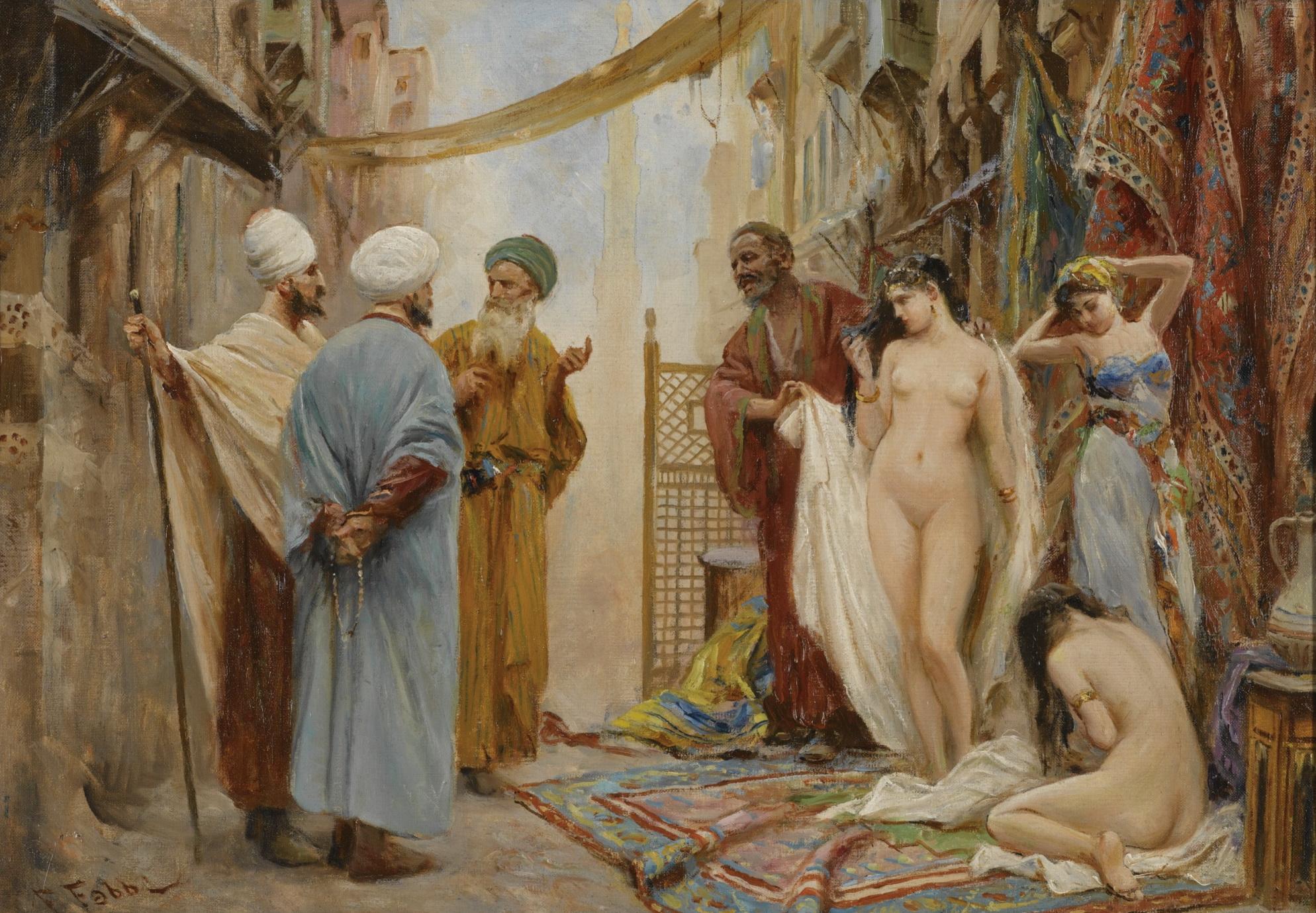 Art history presentation archive