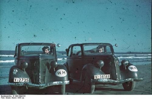Фотографии из немецкого федерального архива часть 53 (150 фото)