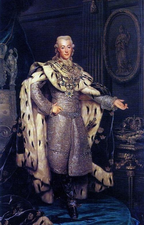 Художник-портретист Alexander Roslin (1718-1793)