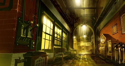 BioShock Infinite Concept Art (71 работ)