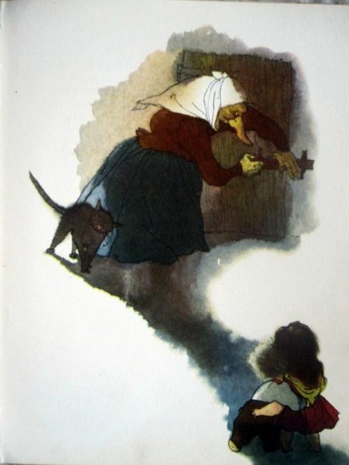 Иллюстратор Jiri Trnka (Иржи Трнка) - дополнение (28 обоев)