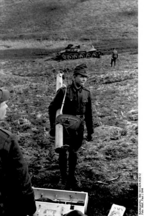 Фотографии из немецкого федерального архива часть 57