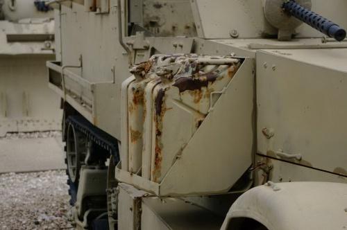 Американский полугусеничный бронетранспортёр M5 Halftrack (65 обоев)