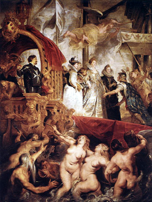Artworks by Peter Paul Rubens. Часть 5