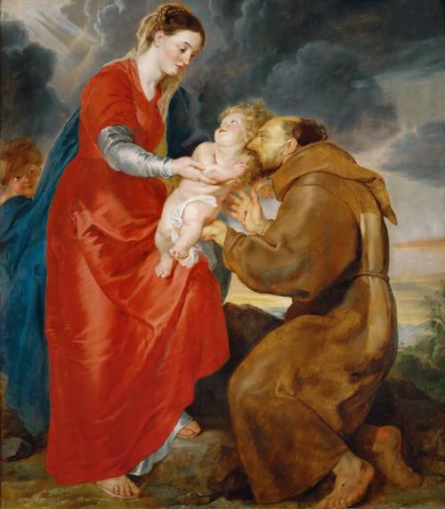 Artworks by Peter Paul Rubens. Часть 5