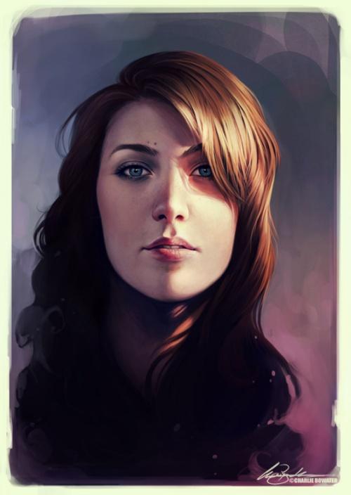 Charlie Bowater (65 обоев)