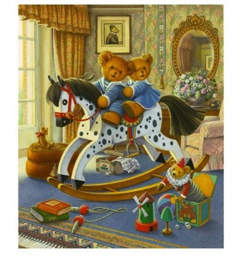 Иллюстраторы Carol Lawson (Кэрол Лоусон) (205 обоев)