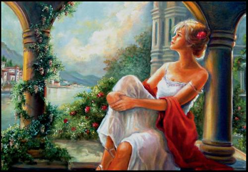 Творчество Gina Femrite (97 работ)