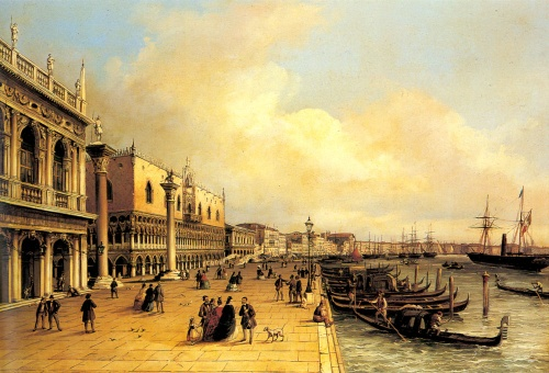 Работы художника Carlo Grubacs (Italian, 1810-1870) (40 работ)