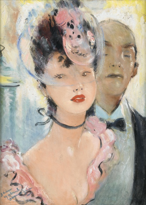 Жан-Габриэль Домерг / Jean-Gabriel Domergue (1889-1962) (123 обоев)