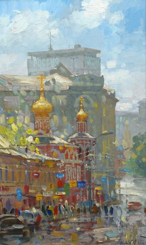 Живопись Олега Леонова (26 работ)