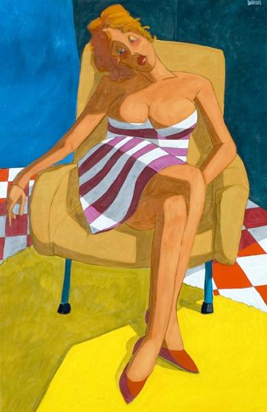 Artworks by LUCIO DIODATI (96 обоев)