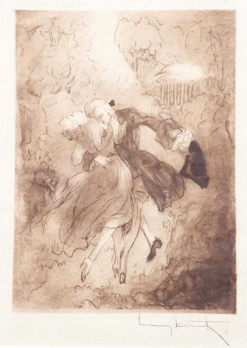 Artworks by Louis Icart (1888-1950) (305 работ)