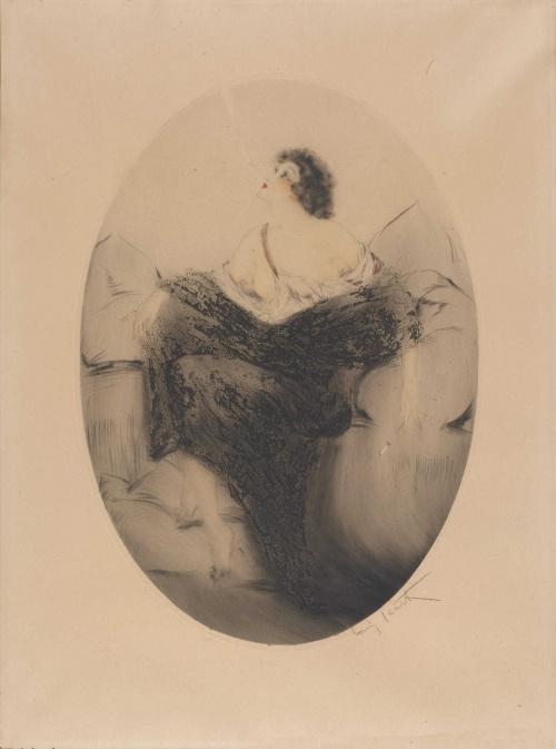 Artworks by Louis Icart (1888-1950) (305 обоев)