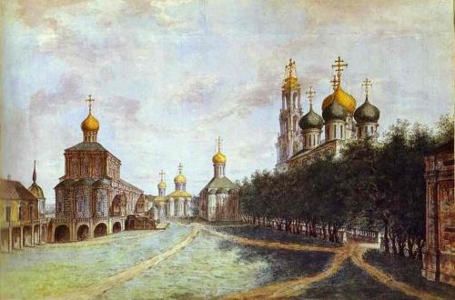 Работы художника Алексеева Федора Яковлевича (1753-1824) (19 работ)