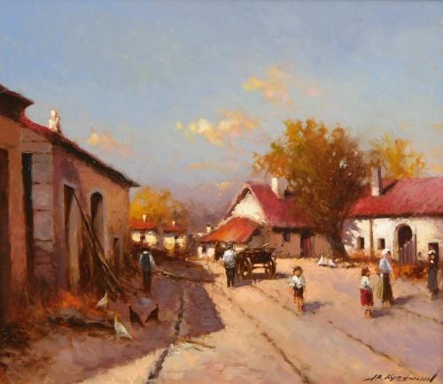 Работы художника Юрия Кузьмина (Yuri Kuzmin) (39 работ)