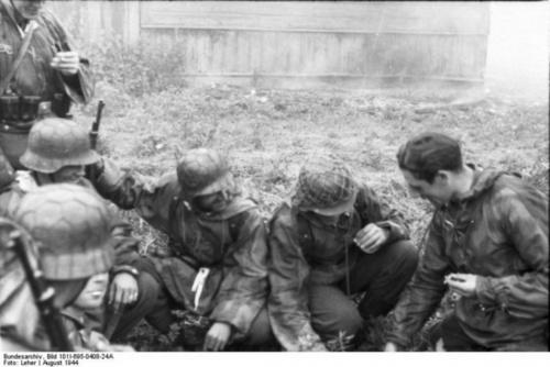 Фотографии из немецкого федерального архива часть 59 (165 фото)