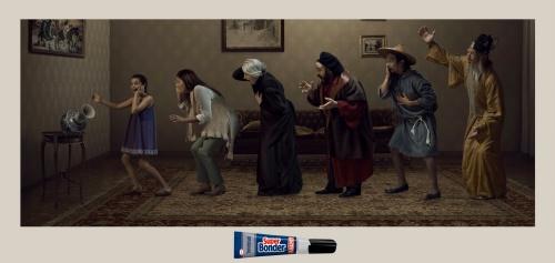 Креативная реклама (101 обоев)