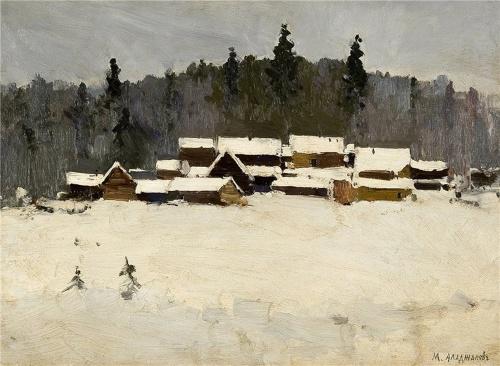 Аладжалов Мануил Христофорович (1862 – 1934) (11 работ)