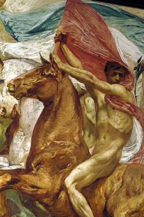 Художник Giulio Aristide Sartorio (1860–1932) (41 обоев)