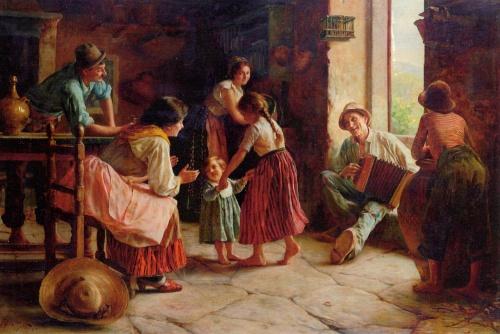 Giuseppe Magni (1869-1956, Italian) Fine Art at 1stdibs (27 работ)