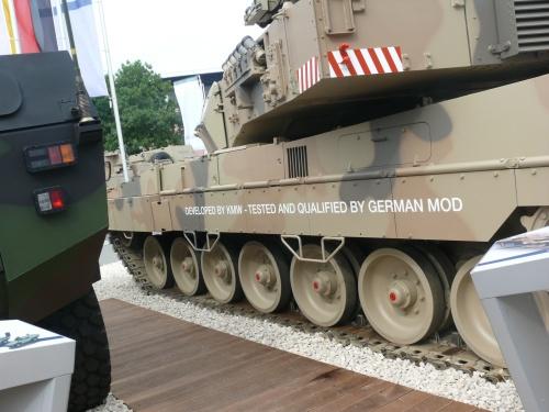 Leopard 2 PSO/2A7+ (24 обоев)