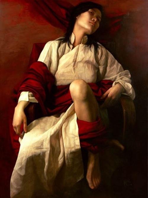 Художник Liu Yuanshou (36 работ)
