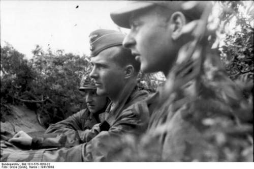 Фотографии из немецкого федерального архива часть 58 (123 фото)