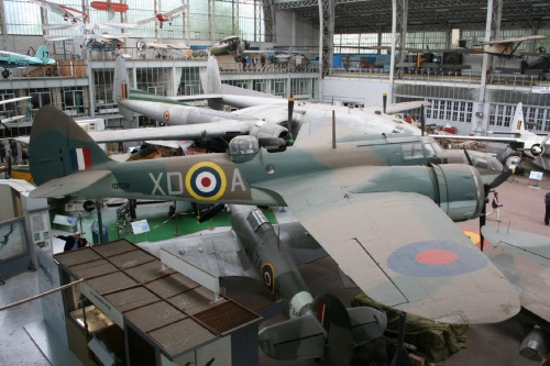 ���������� ���������� ����� �������������� Bristol Blenheim Mk IV (34 �����)