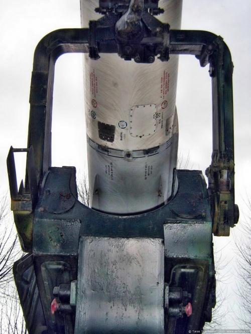 Советский зенитно-ракетный комплекс С-200 (42 фото)