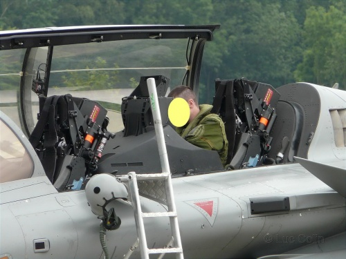Французский многоцелевой истребитель Rafale B Armee de l'Air TLP EBFS (145 фото)