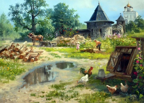 Работы художника Владимира Юрьевича Жданова (149 работ)