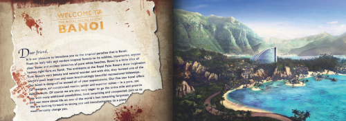 Dead Island - Artbook (19 фото)
