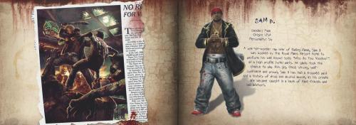 Dead Island - Artbook (19 обоев)