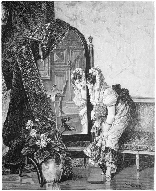 Испанский художник Vicente Palmaroli Y Gonzalez (1834-1896) (38 работ)