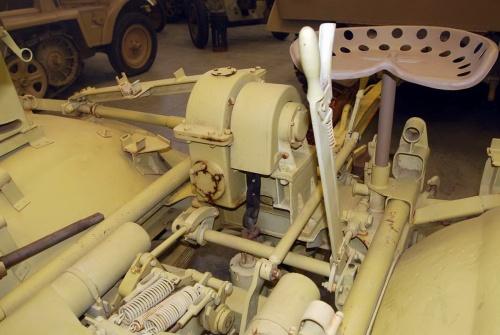 Немецкое зенитное орудие калибра 88mm FLAK 36 (69 фото)