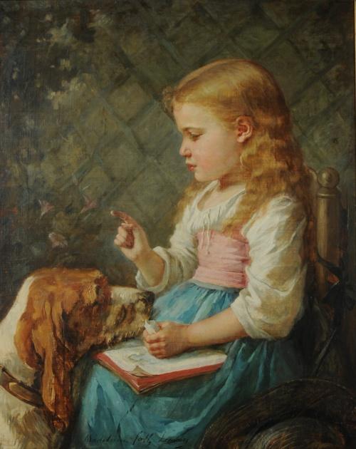 Французский художник Madeleine Jeanne Lemaire (1845-1928) (112 работ)