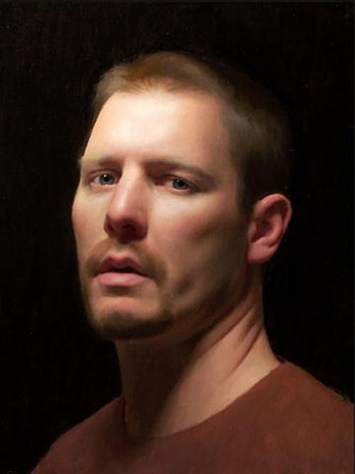 Портреты художника Скотт Waddell (США) (17 работ)