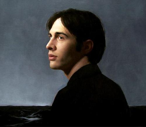 Портреты художника Скотт Waddell (США) (17 фото)