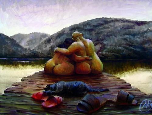 Работы художника Иванова Александра Геннадиевича (33 работ)