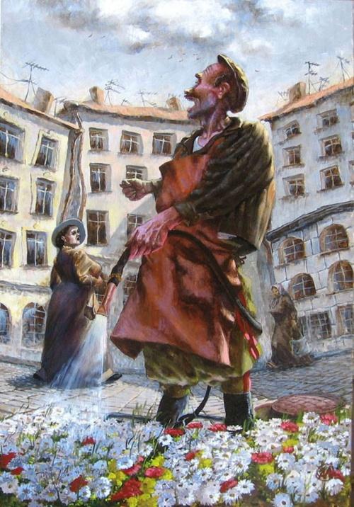 Работы художника Иванова Александра Геннадиевича (33 фото)