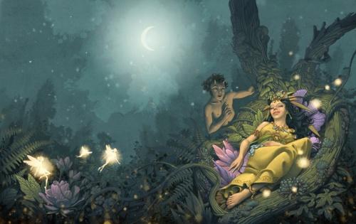 Иллюстратор Antonio Javier Caparo (105 фото)