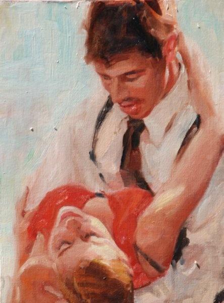 Живопись Мелинды Моррисон (43 работ)