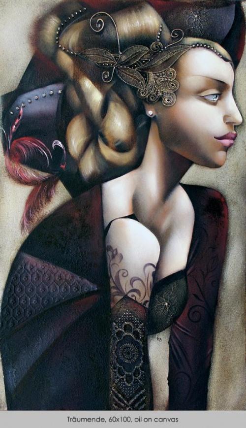 Artworks by Ira Tsantekidou (188 фото)