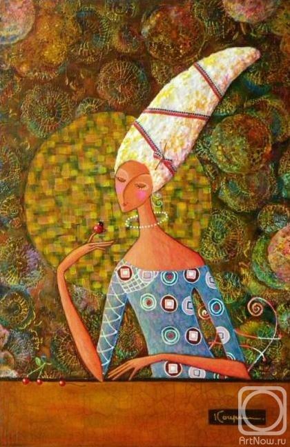 Живопись Анастасии Крайневой (21 работ)