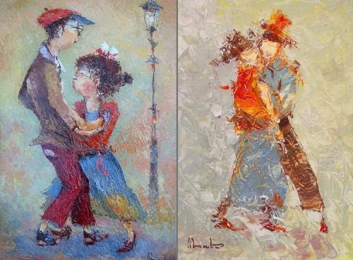 Работы художника Овика Зограбяна (31 работ)