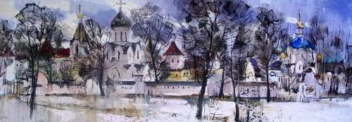 Работы художника Василия Пешкуна (14 работ)