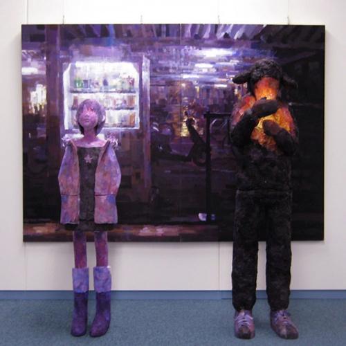 Работы художника Шинитаро Охато (23 работ)