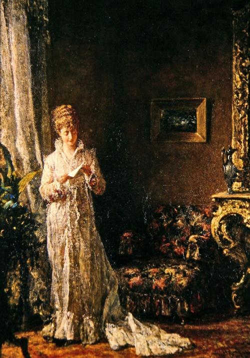 Чешский художник Alfred Seifert (1850 - 1901) (37 работ)