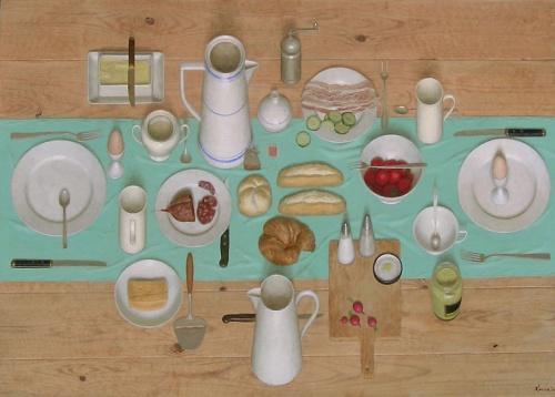 Работы художника Kenne Gregoire (15 работ)